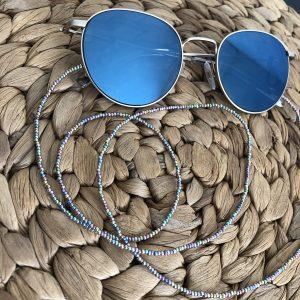 Metallic zonnebrilkoord