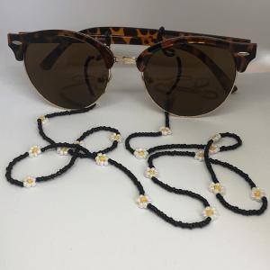 Madelief zwaacrt zonnebrilkoord